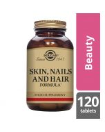 Solgar Skin, Nails and Hair Formula Tablets 120