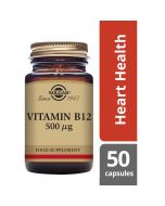 Solgar Vitamin B12 500g Vegicaps 50