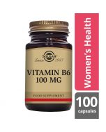 Solgar Vitamin B6 100mg Vegicaps 100