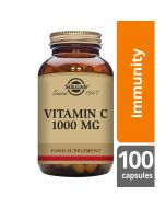 Solgar Vitamin C 1000mg Vegicaps 100