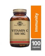 Solgar Vitamin C 500mg Vegicaps 100