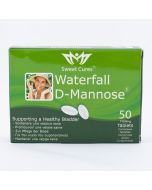 Sweet Cures Waterfall D-Mannose 1000mg Tablets 50