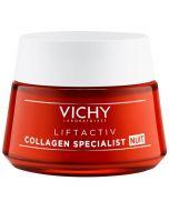 Vichy Liftactiv Specialist Collagen Night Cream 50ml