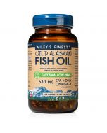 Wiley's Finest Easy Swallow Minis 630mg EPA & DHA Caps 180