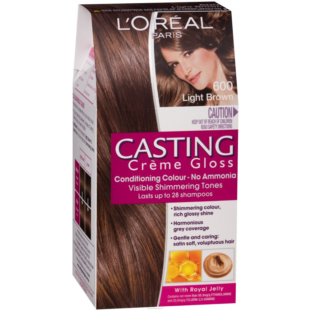 L'Oréal Casting Creme Gloss Berry Red 565