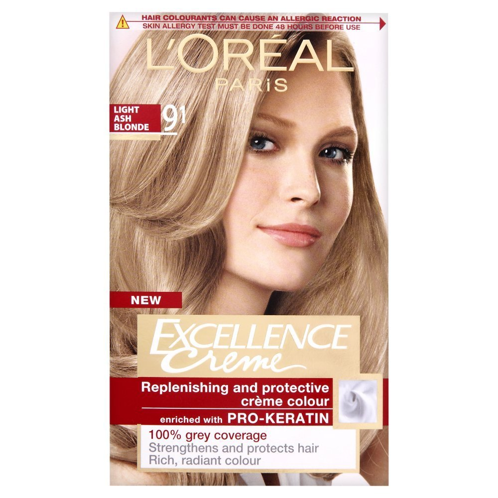 L'Oreal Recital Preference Scandinavian Blonde 10