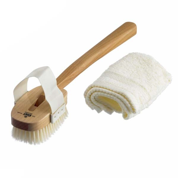 Luxury Bathrooms Kent buy kent luxury bath brush with pure white bristles fd10 - landys