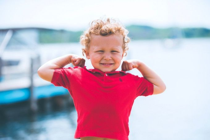 How To Support & Boost Children's Immune Systems