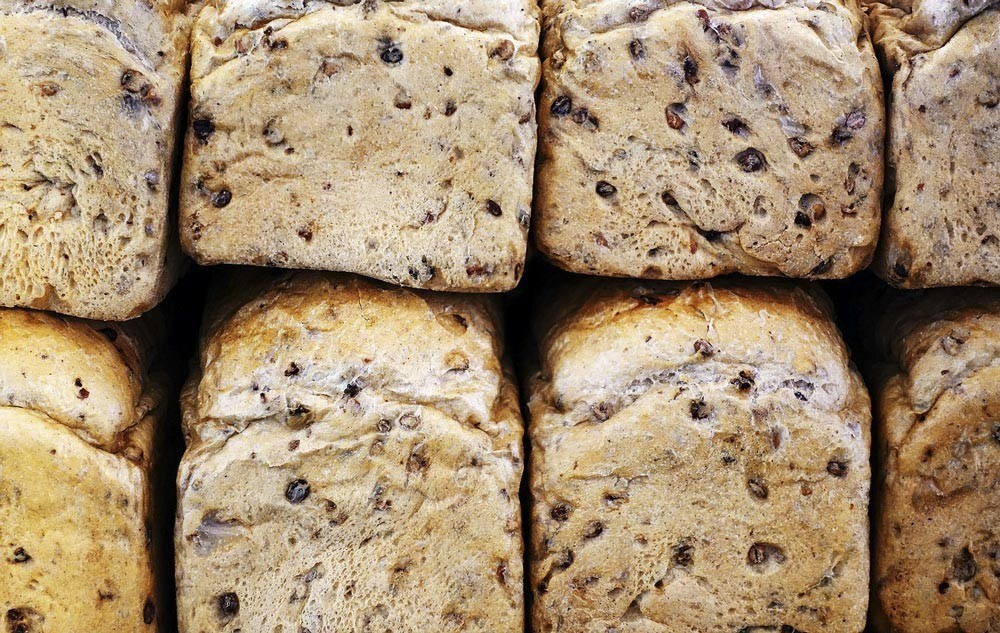 Chromium can be found in wholemeal bread and oats