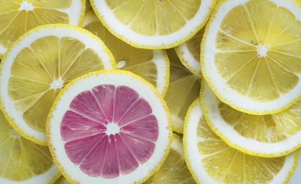 Lemons are a rich source of Vitamin C