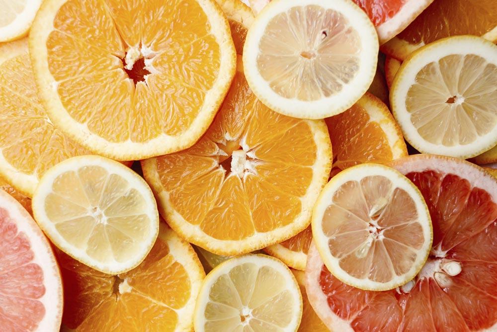 Oranges - Source of Vitamin C
