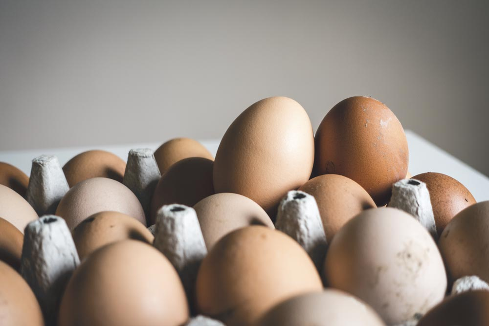 Eggs - Source of Vitamin B12