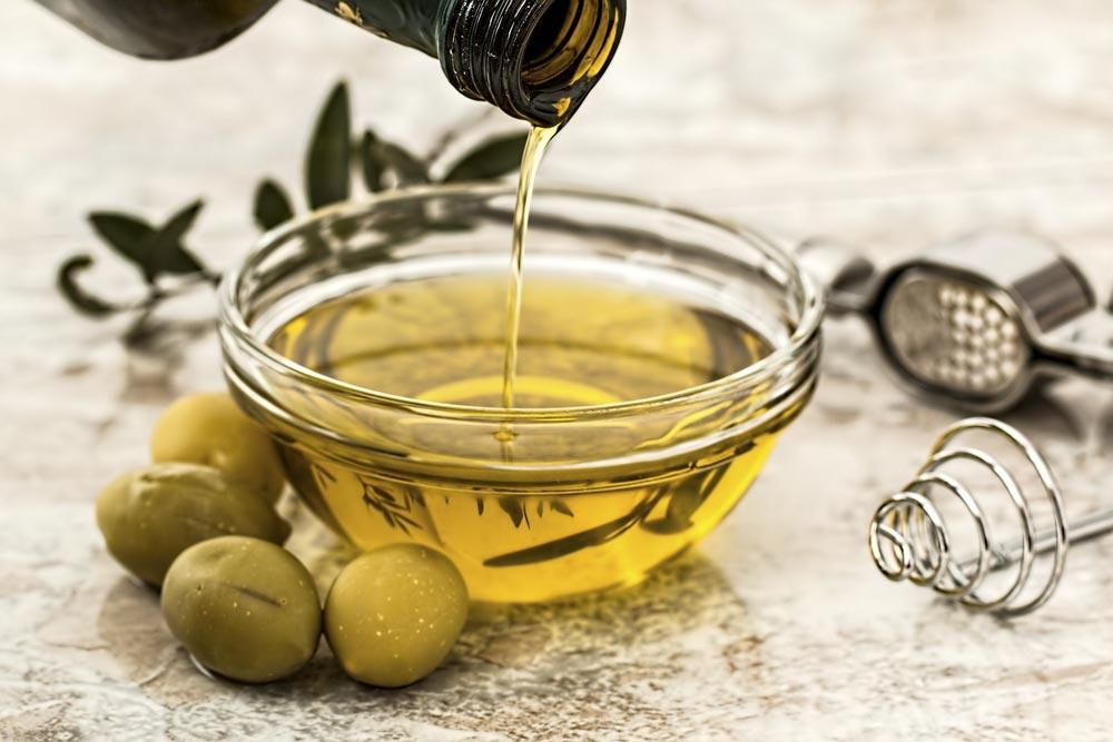 Olive Oil is rich in Vitamin K