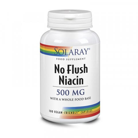 Vitamin B3 (Niacin) Supplement
