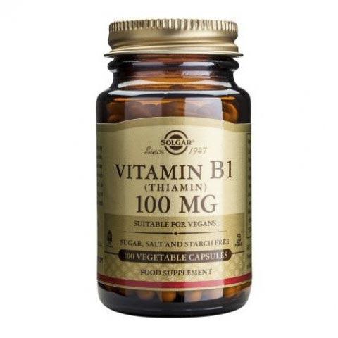 Vitamin B1 Thiamin Supplement